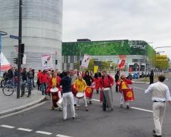 Piri-Piri am 1. Mai, Tag der Arbeit