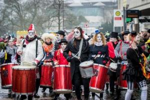 Bremer Karneval 06.02.2015