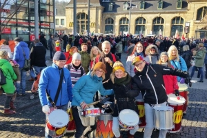 Koblenz bleibt bunt 2017