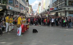 Piri-Piri Straßensamba