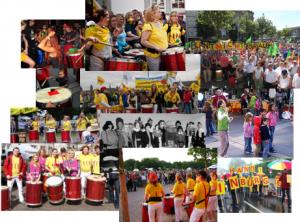 Samba Percussion